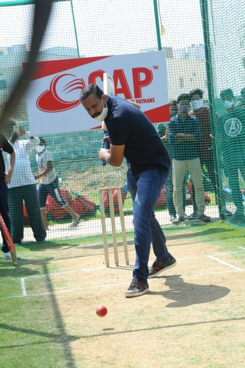 Yusuf Pathan bids bye to all forms of cricket