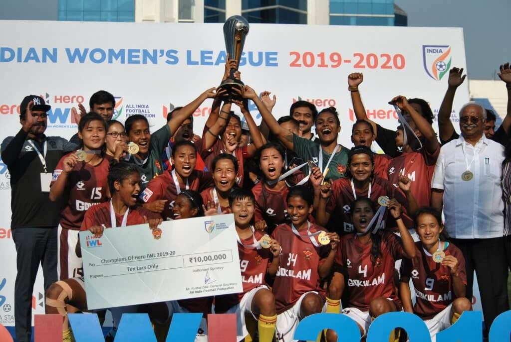 Odisha to host Indian Women's League football
