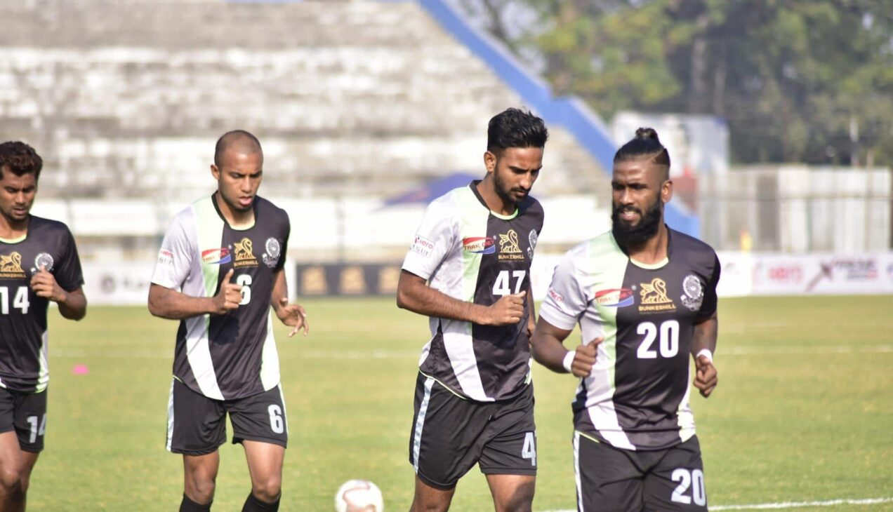 I-League: Mohammedans come from behind to beat 10-man Chennai 2-1