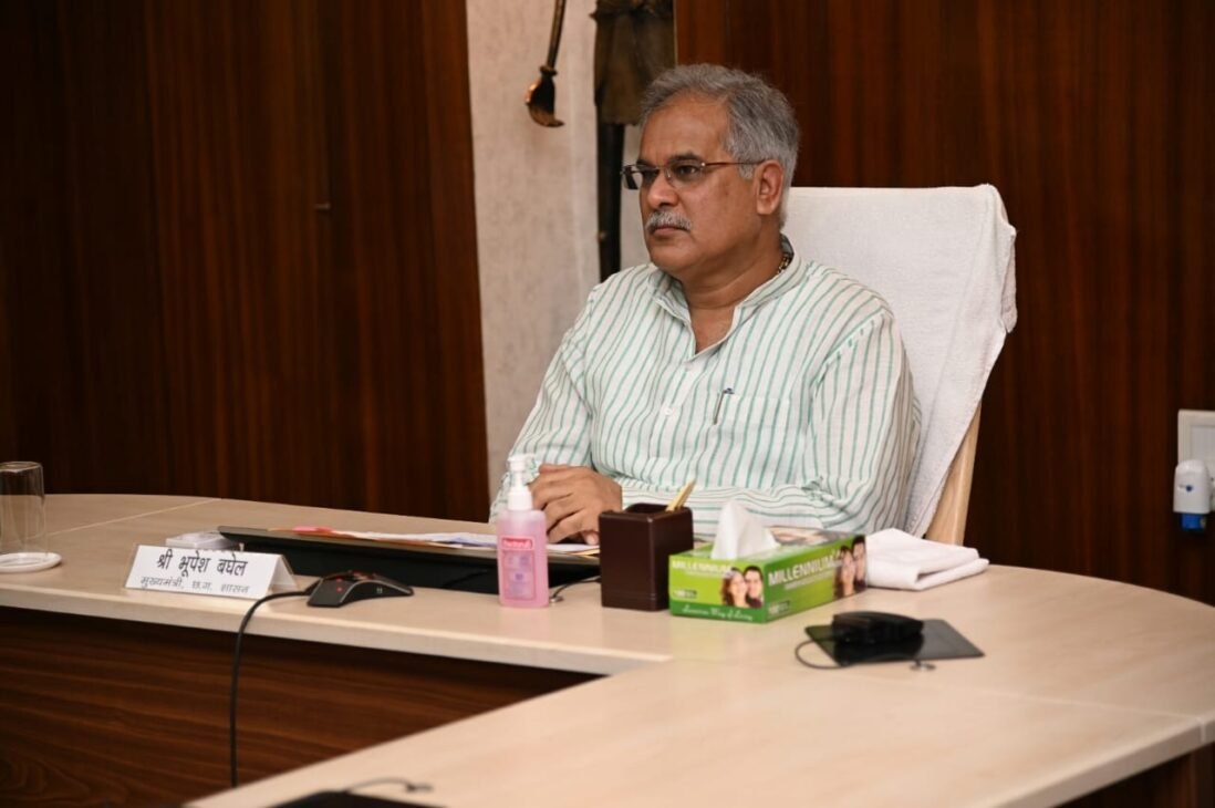 Baghel presents 'bold' budget to take Chhattisgarh to new heights