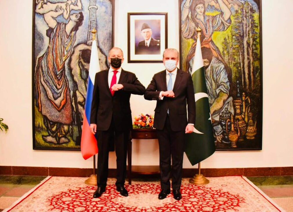 Pak, Russia vow to boost bilateral ties