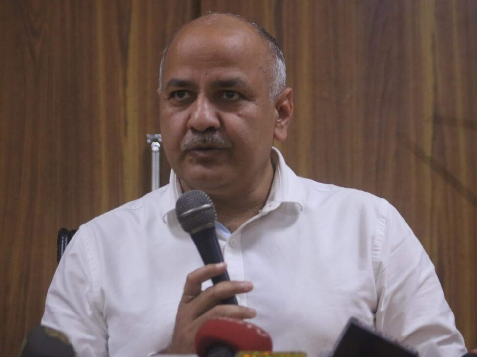 Sisodia appointed 'nodal minister' for Covid management