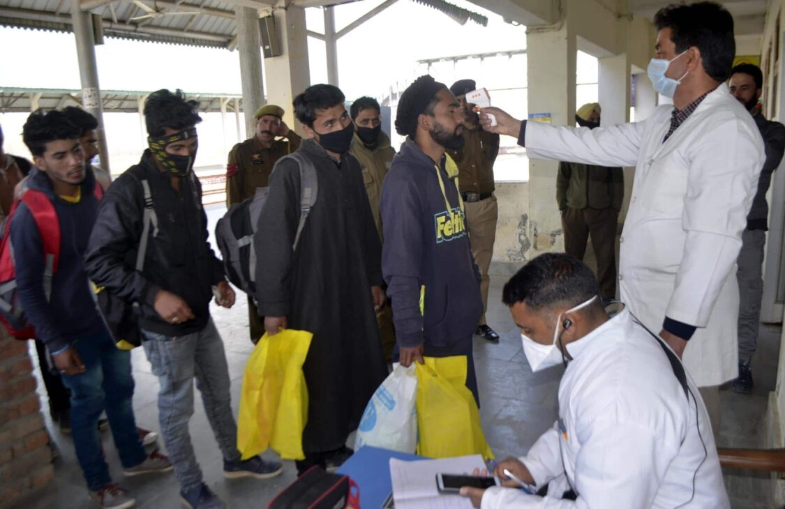 J&K sees 991 new Covid cases, no deaths