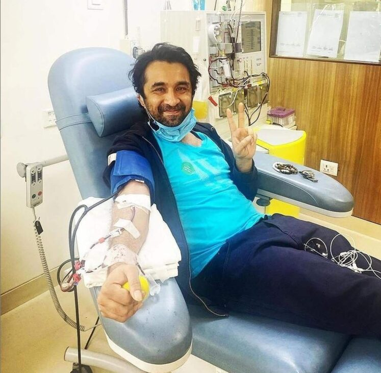 Shraddha Kapoor requests people to donate plasma, gives brother Siddhant's example