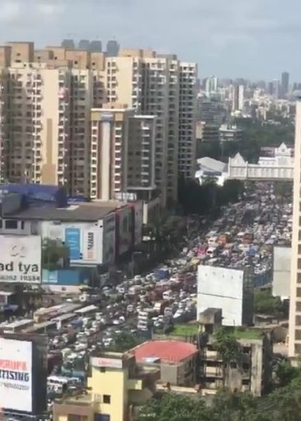 Traffic congestion in Mumbai, Bengaluru nosedives in 2nd Covid wave