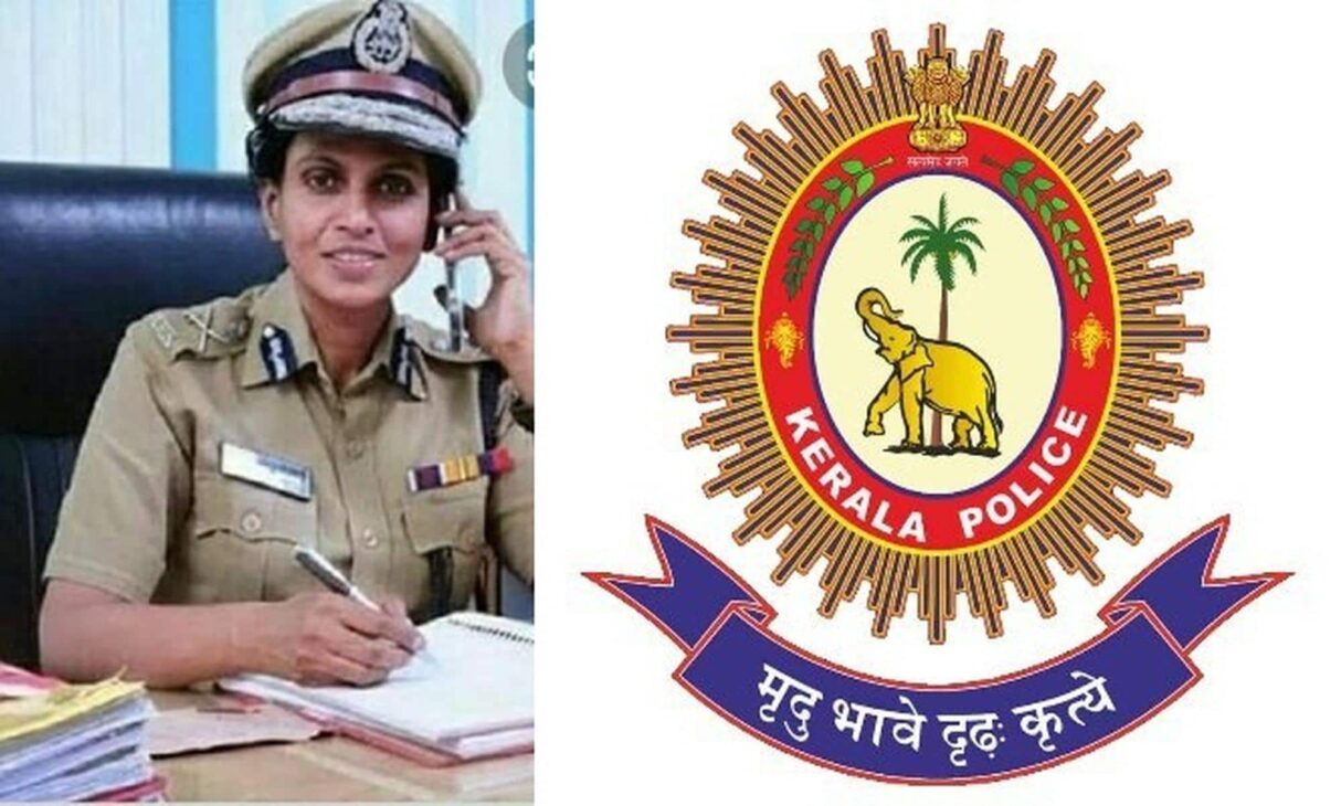 Kerala's first woman DGP laments her own police complaint overlooked
