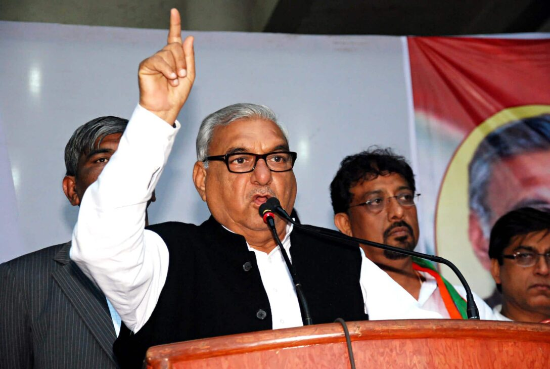 CBI court frames charges against Hooda in AJL plot re-allotment case