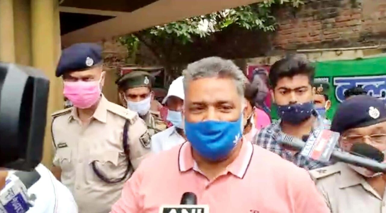 Outrage, protests in Bihar over arrest of Pappu Yadav