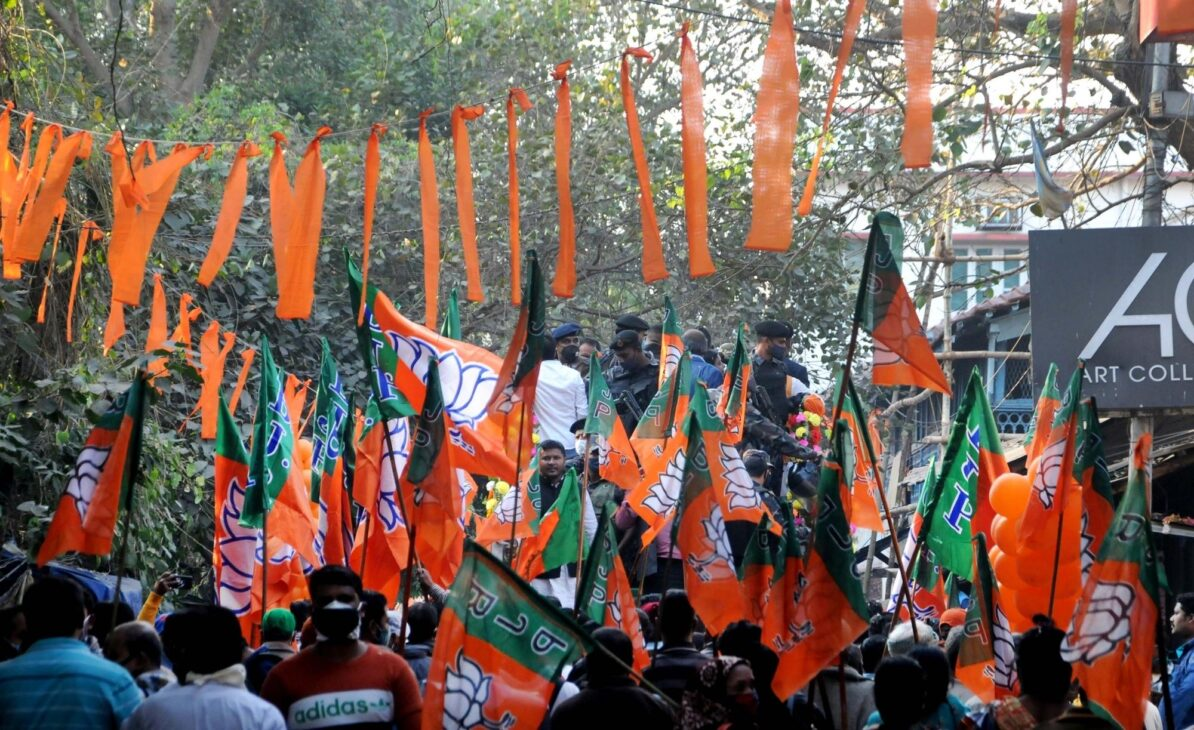 2 central observers appointed to elect Bengal BJP party leader