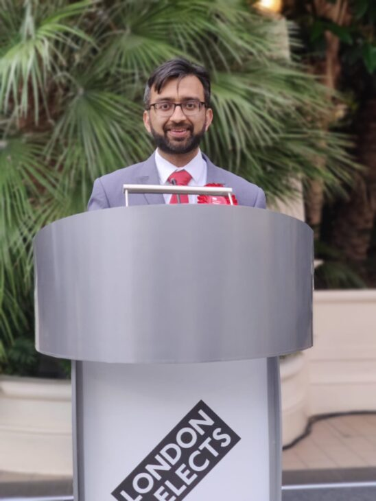 Krupesh Hirani wins London Assembly election emphatically in Brent and Harrow