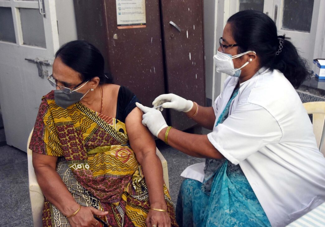 K'taka to focus on completion of 2nd Covid vax dose for those above 45