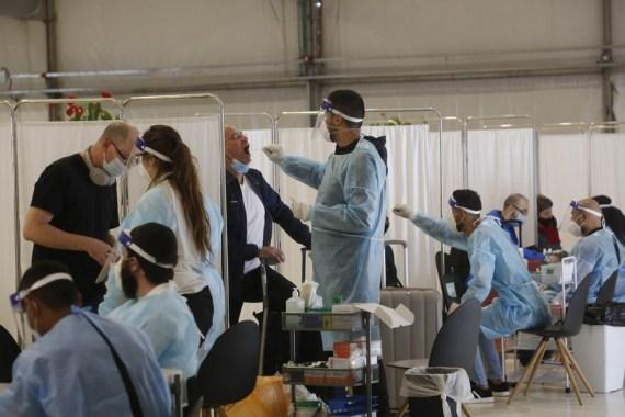 Israel's tally of seriously ill Covid patients hit 10-month low