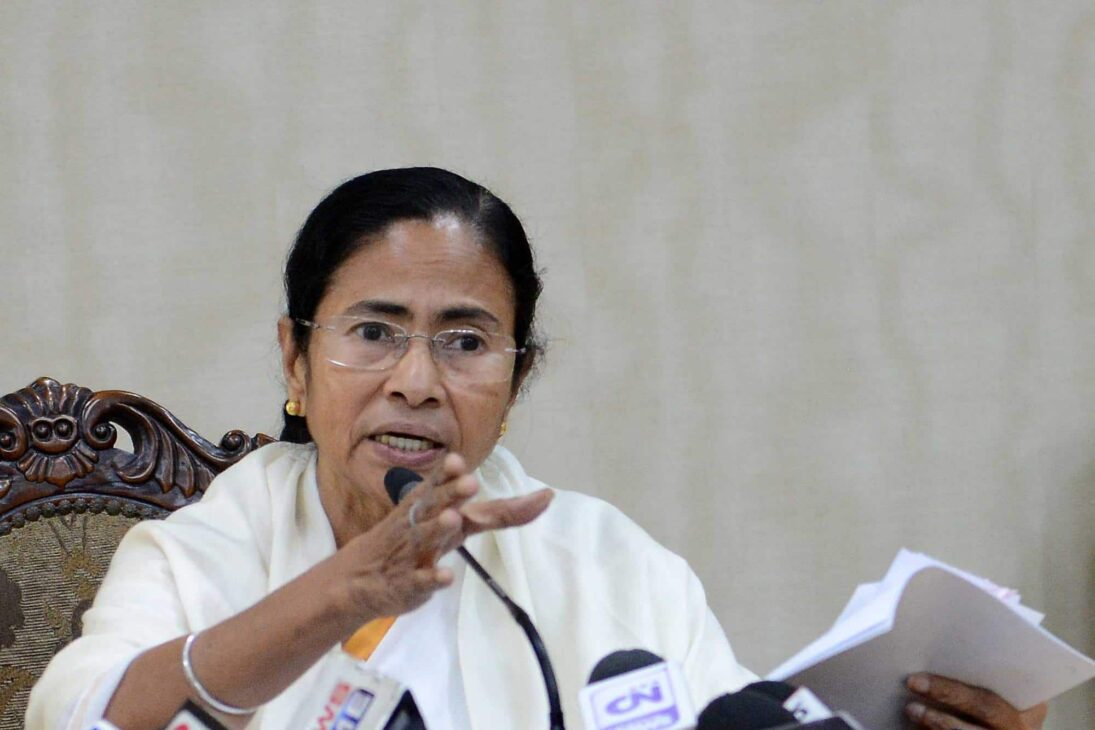 Mamata effects major reshuffle in state police on first day in office