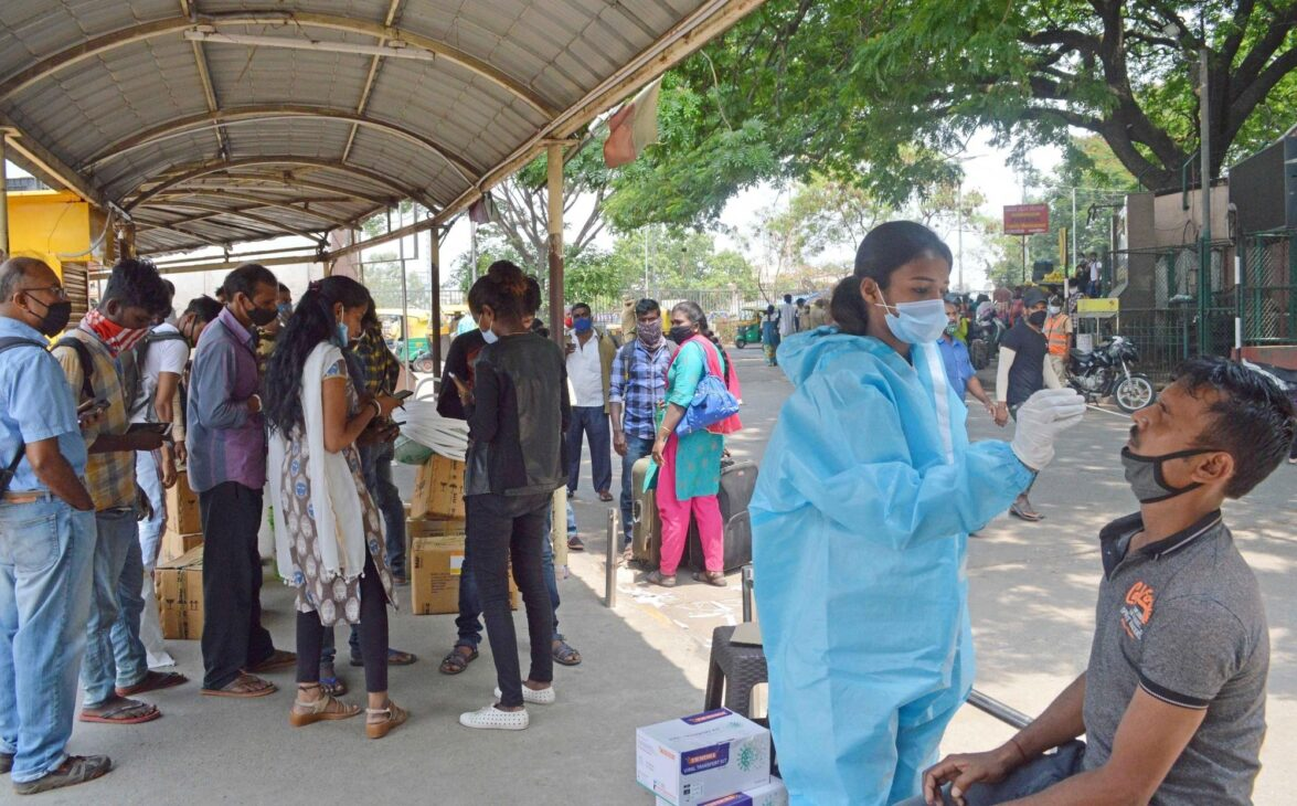 Covid tally crosses 20 lakh in Karnataka with 480 deaths