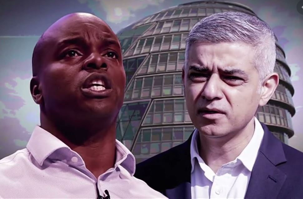 London mayoral and UK local election 2021