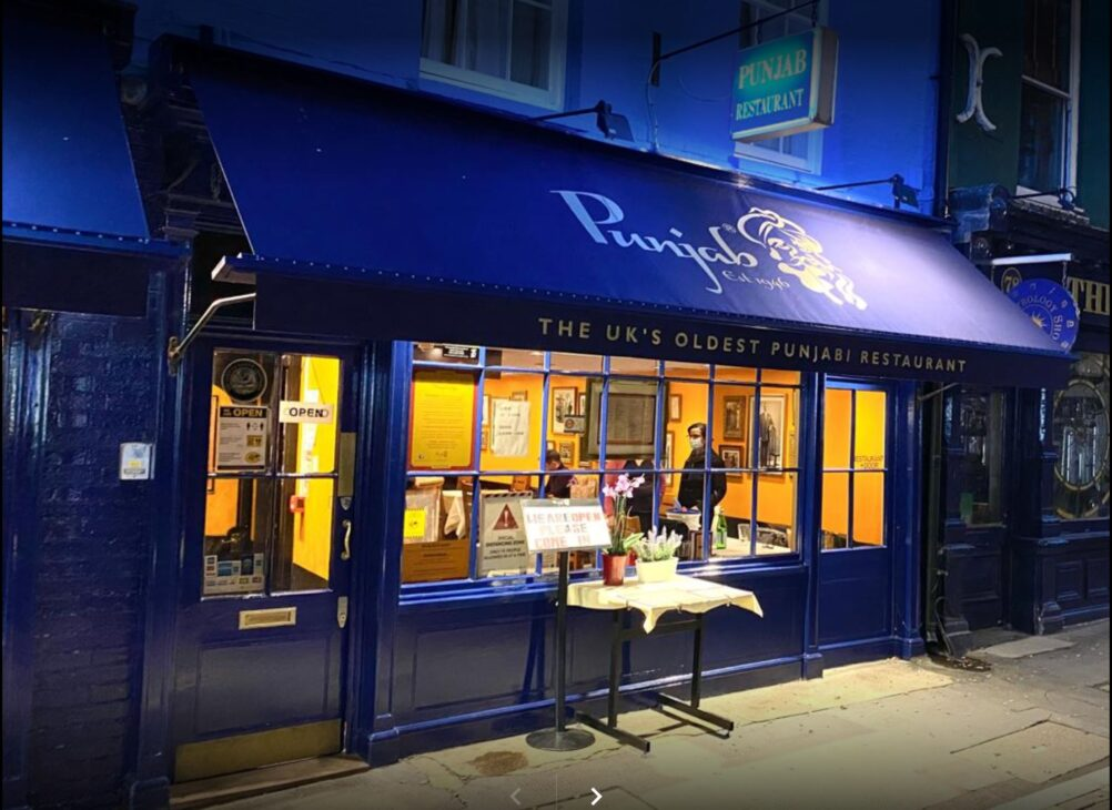 Continuing its humanitarian work, the Punjab Restaurant in Covent Garden supports Penny Appeal to provide 10,000 meals to alleviate Holiday Hunger and for low income families during Ramadan