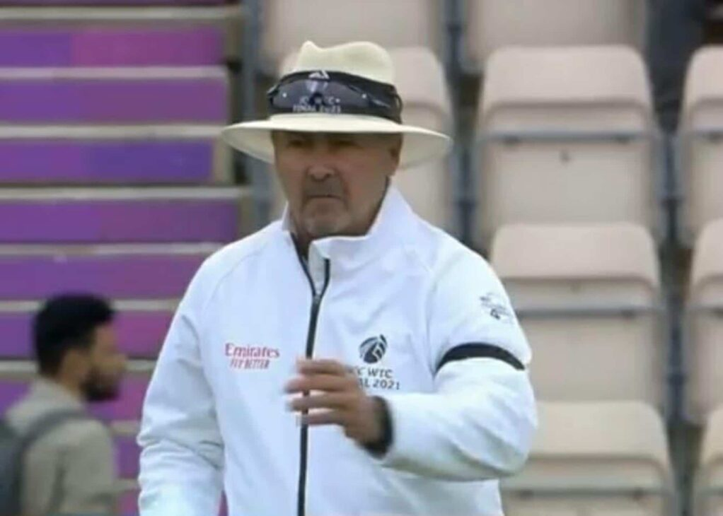 WTC final: Umpire Illingworth helps NZ save a review