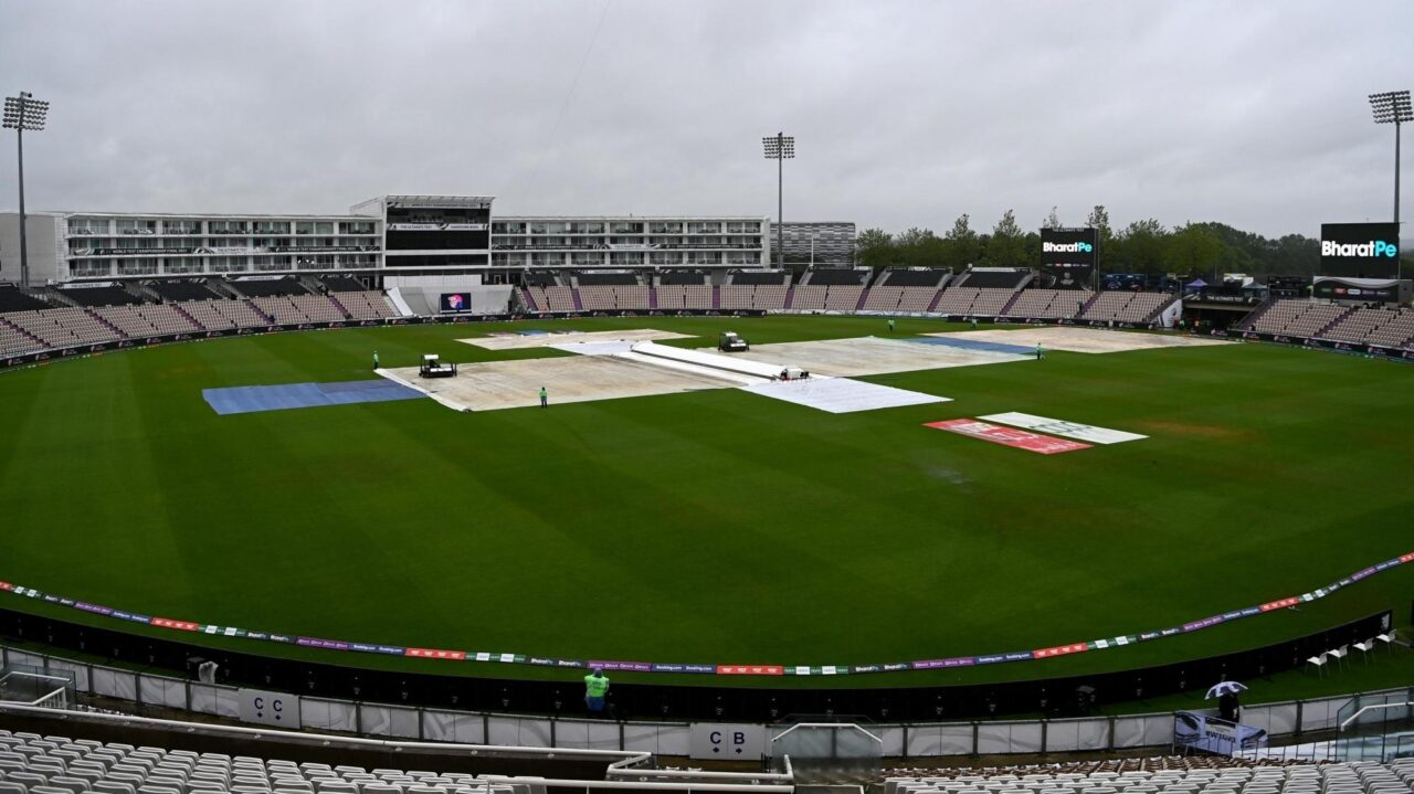 ICC red-faced after WTC final falls prey to inclement weather
