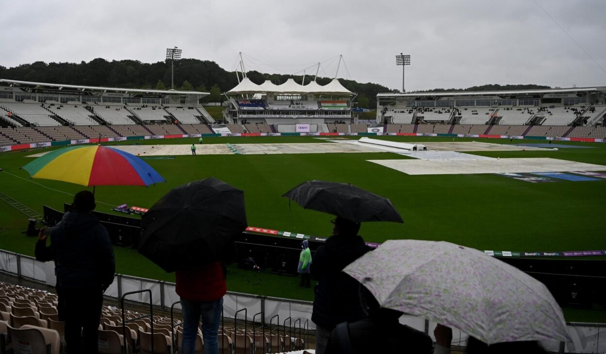 WTC final: Fourth day's play abandoned without a ball bowled