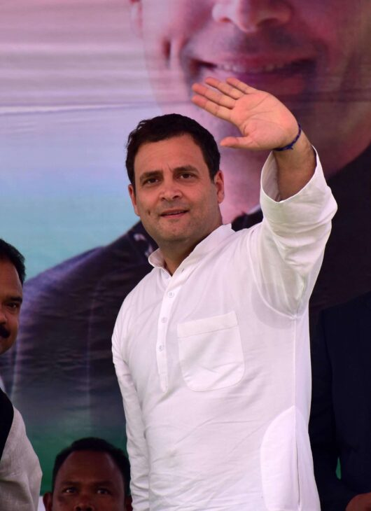 IYC, NSUI hold free Covid vax camps on Rahul's birthday
