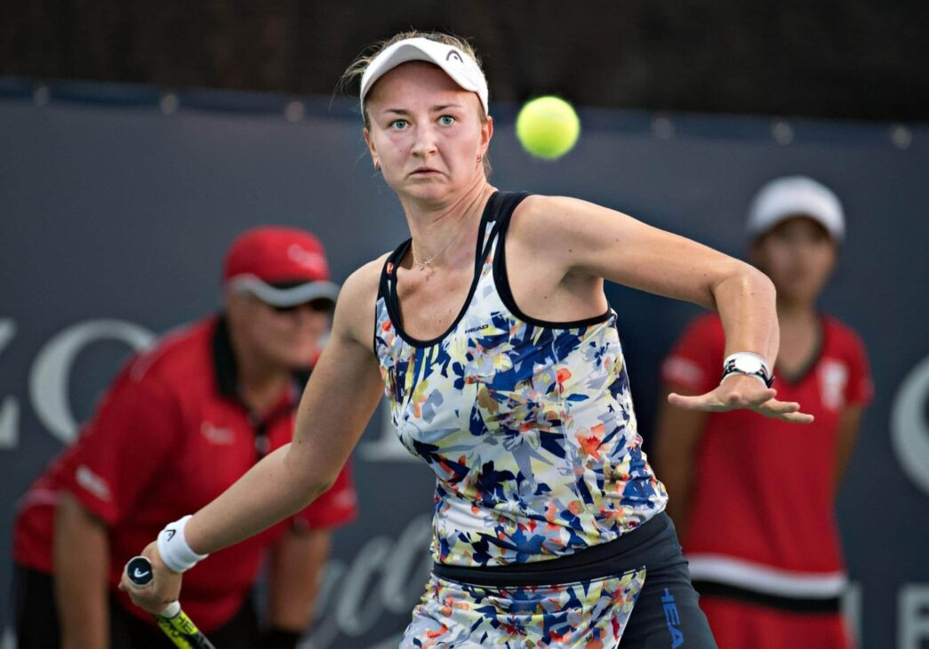 I am just going to have fun in the final: Barbora