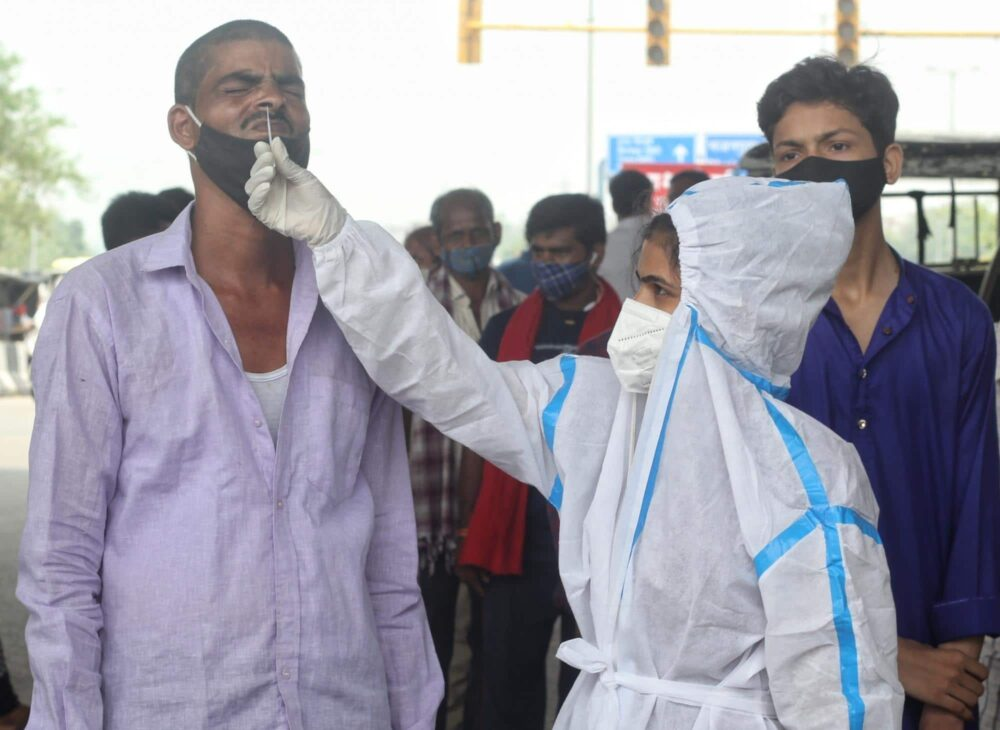 India logs 42K Covid cases 1,167 deaths in 24 hours