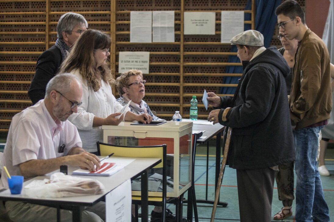 Centre-right party tops France's regional elections: Exit poll