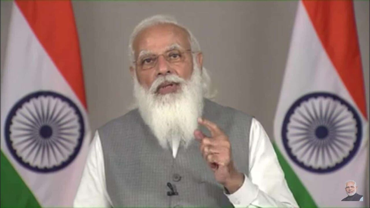 After 80 lakh vax jabs in a day, PM says 'Well done India!'