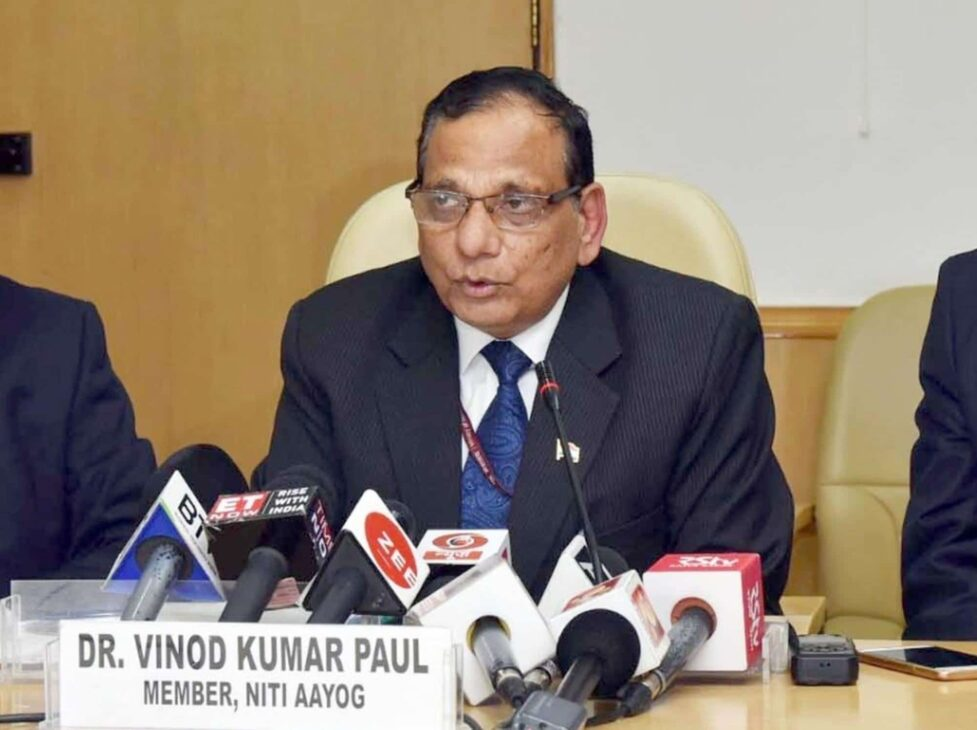 Decision to reopen schools must be taken very cautiously: VK Paul
