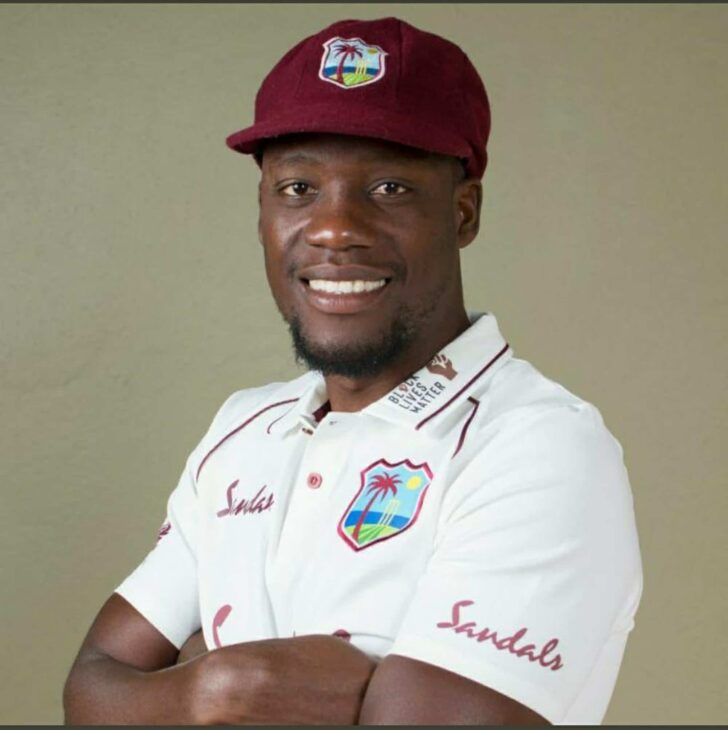 WI's Bonner suffers blow to his head, out of first Test
