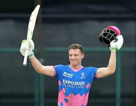 Buttler rules himself out of remainder of IPL 2021