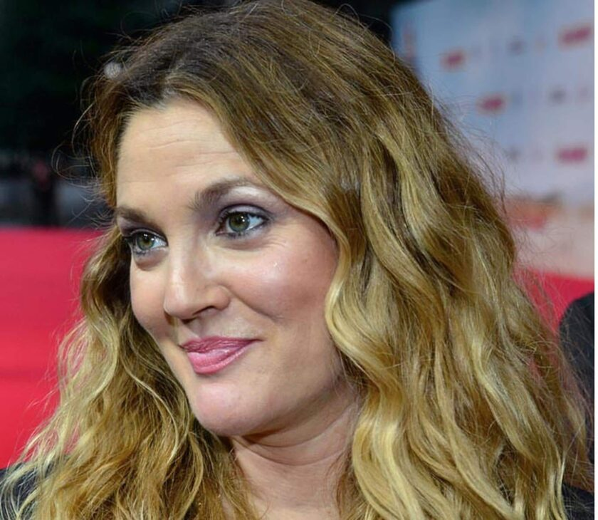 Drew Barrymore had a 'huge crush' on Andrew McCarthy