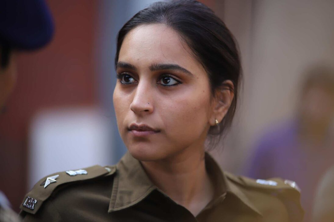 Zoya Hussain opens up on her IPS officer role in 'Grahan'