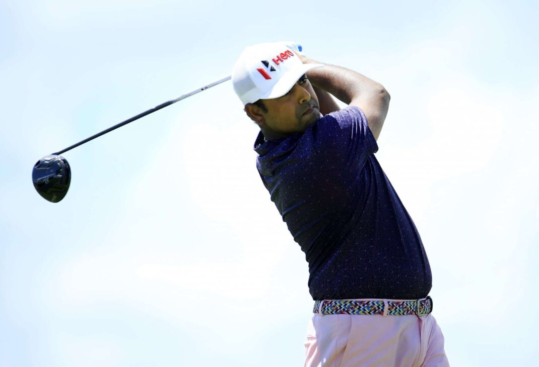 Lahiri tied 31 after first round of Palmetto Championship golf