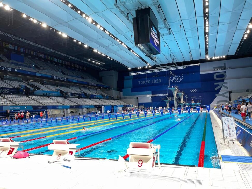 Olympics: Polish swimming federation in line of fire after goof-up