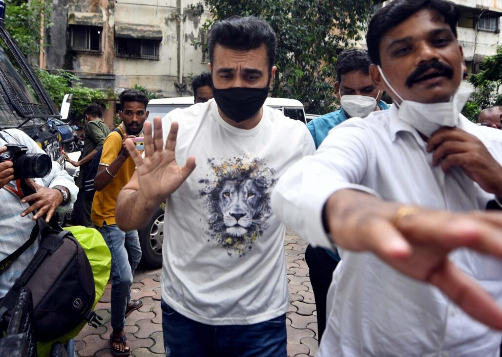 Crime Branch questions Shilpa; Kundra sent back to jail