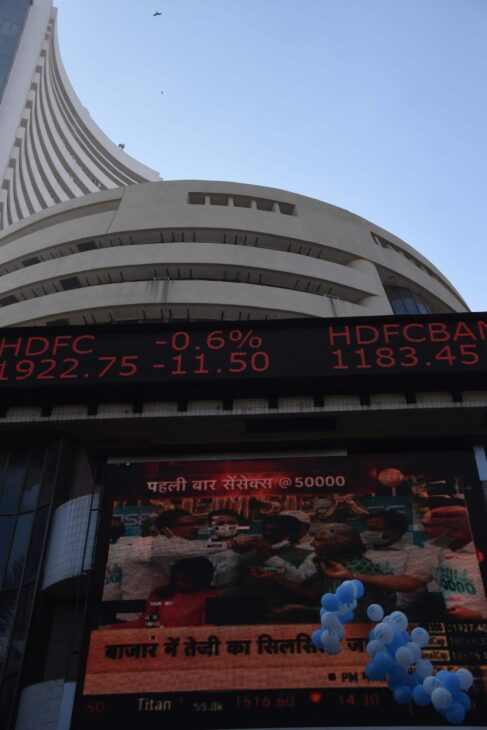 Sensex zooms over 500 points, Nifty above 15,750