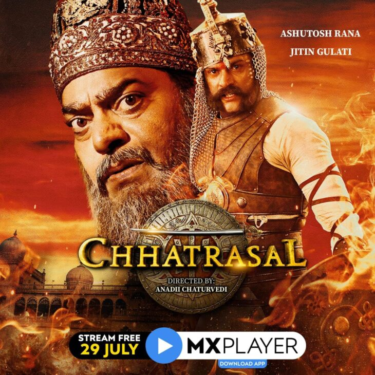 Jitin Gulati and Ashutosh Rana opens up about their roles in web show 'Chhatrasal'