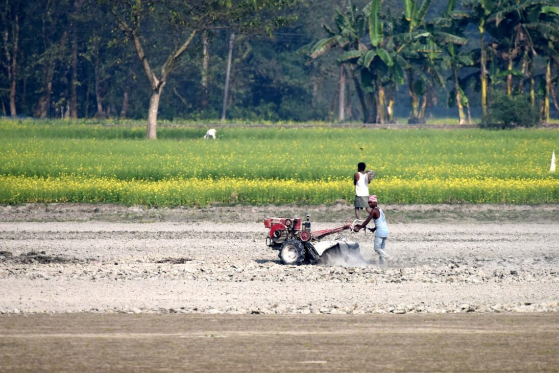 33.40 lakh Ha increase in kharif sowing area over normal