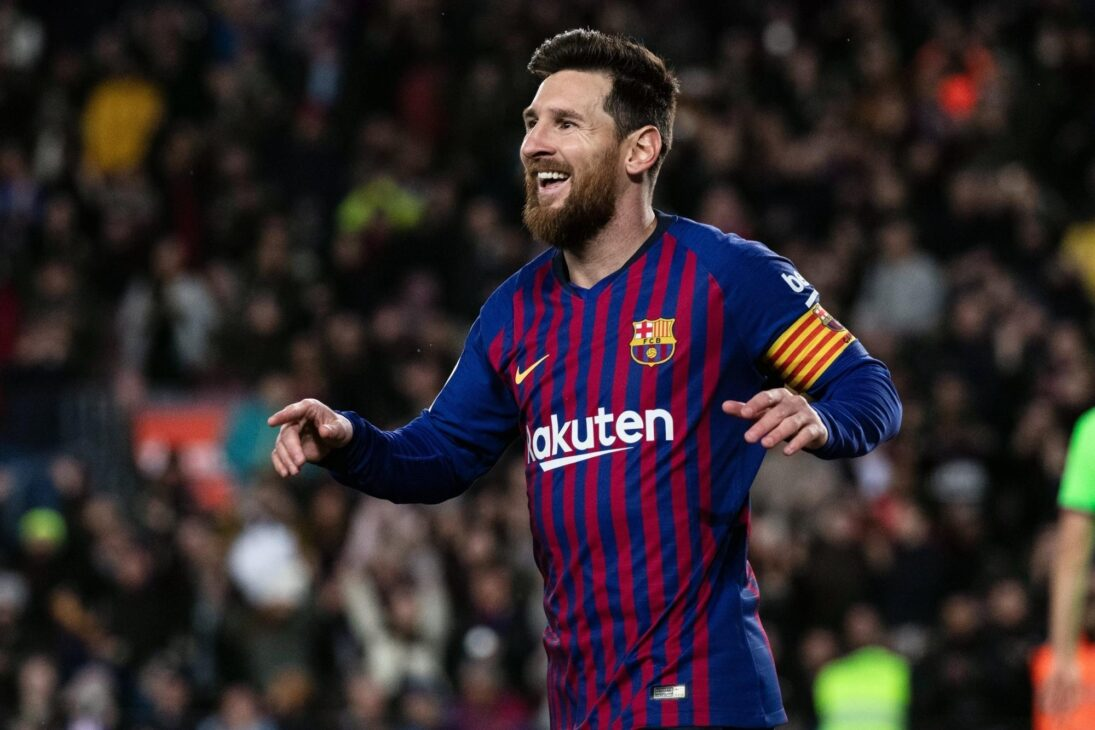 It's official: Messi won't stay at Barcelona