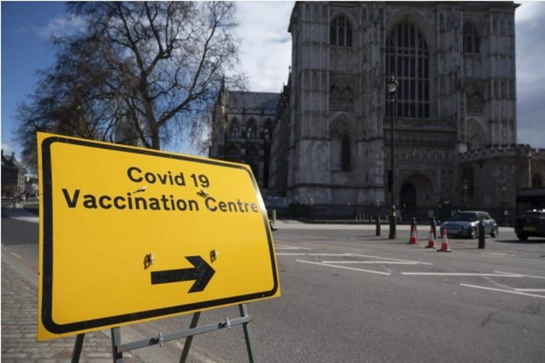 UK to offer Covid-19 vaccines to 12 to 15-year-olds