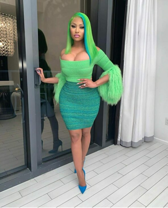 Nicki Minaj to remain unvaccinated, couldn't attend Met Gala