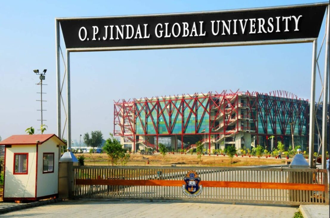 O.P. Jindal Global University signs MOU with the International Committee of the Red Cross (ICRC)